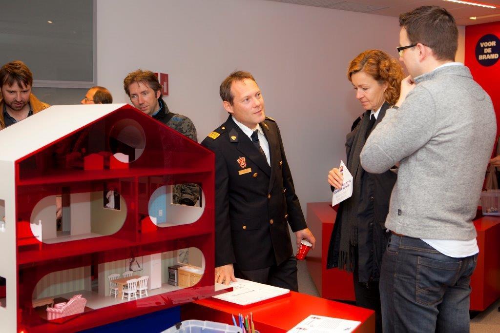 Brandweer Haaglanden opent Brandweer Informatie Centrum