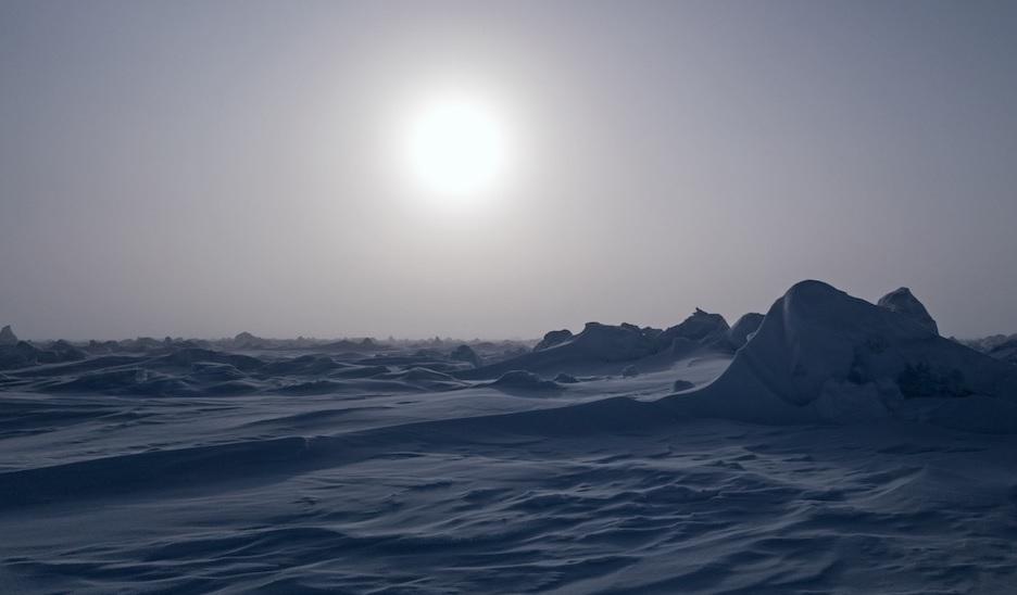 Marc Cornelissen en Philip de Roo vermist op de Noordpool