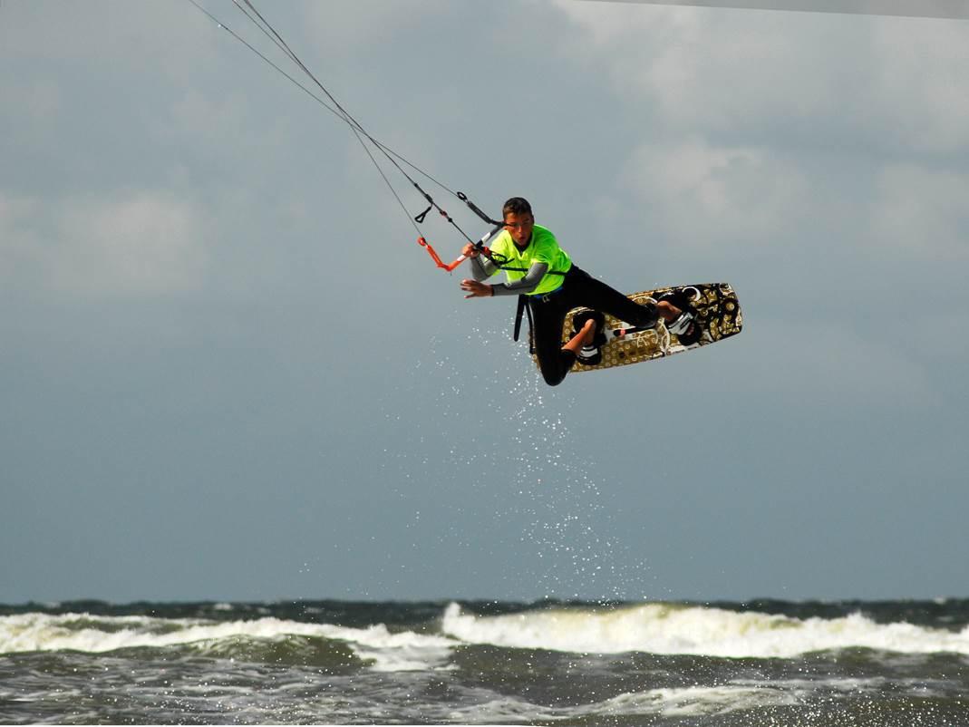 Verslag Junior Kite Challenge North Sea Surfing