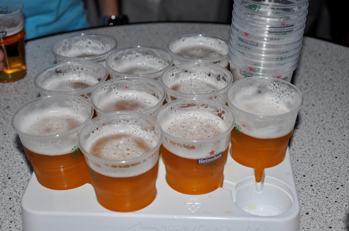 Onwelwording door overmatig alcoholgebruik