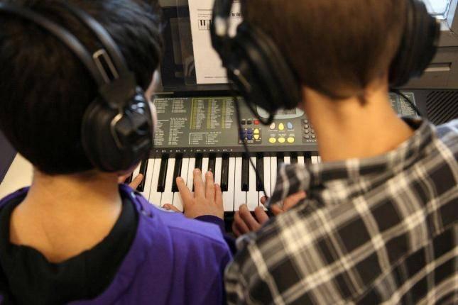 Muziekonderwijs voor alle schoolkinderen