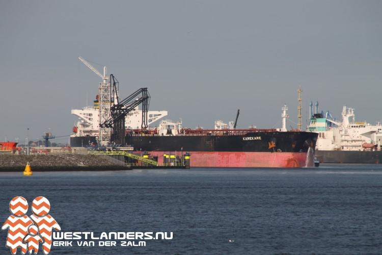 Halt aan ontgassen van binnenvaartschepen