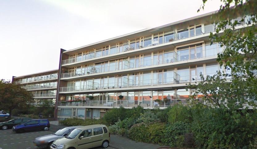 Gebrekkig onderhoud aan flats Beatrixstraat