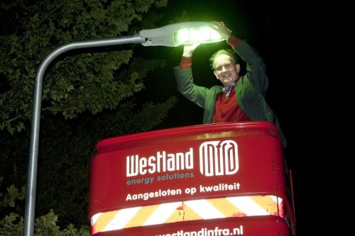 PW wil slimme verlichting in Westland