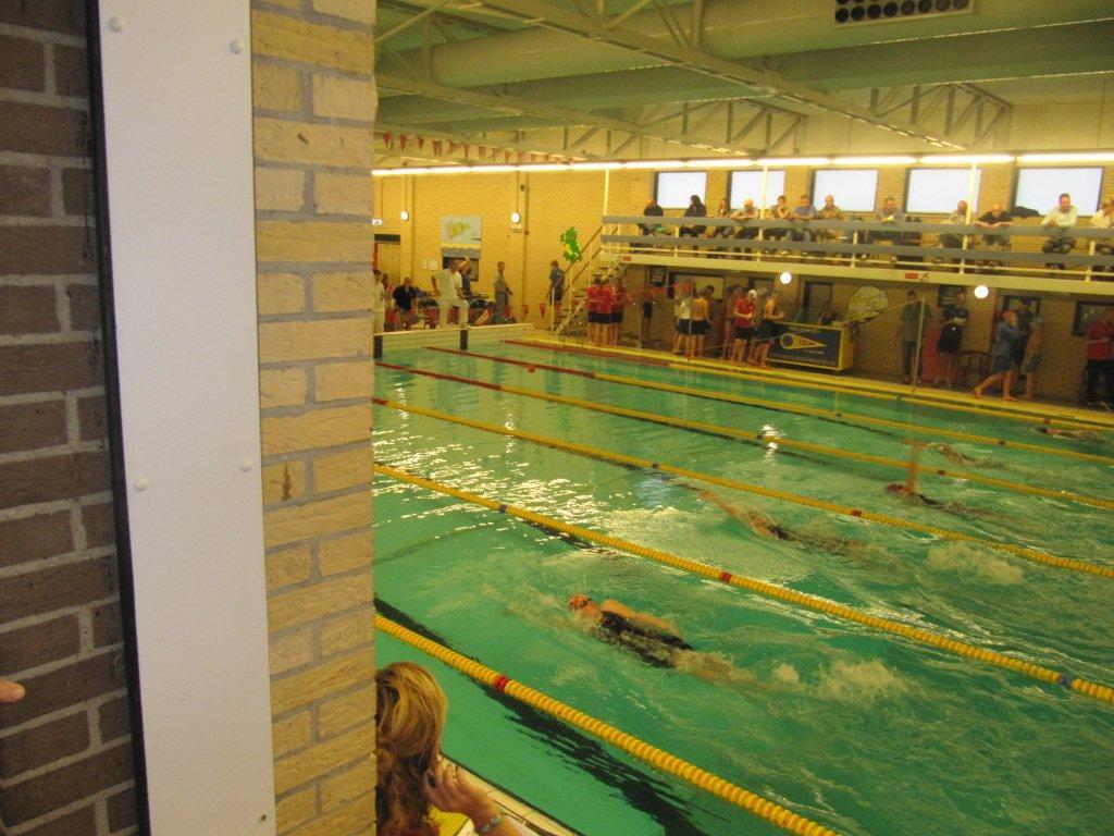 Twee hattricks voor Zwemvereniging Westland tijdens Vierkamp Bodegraven