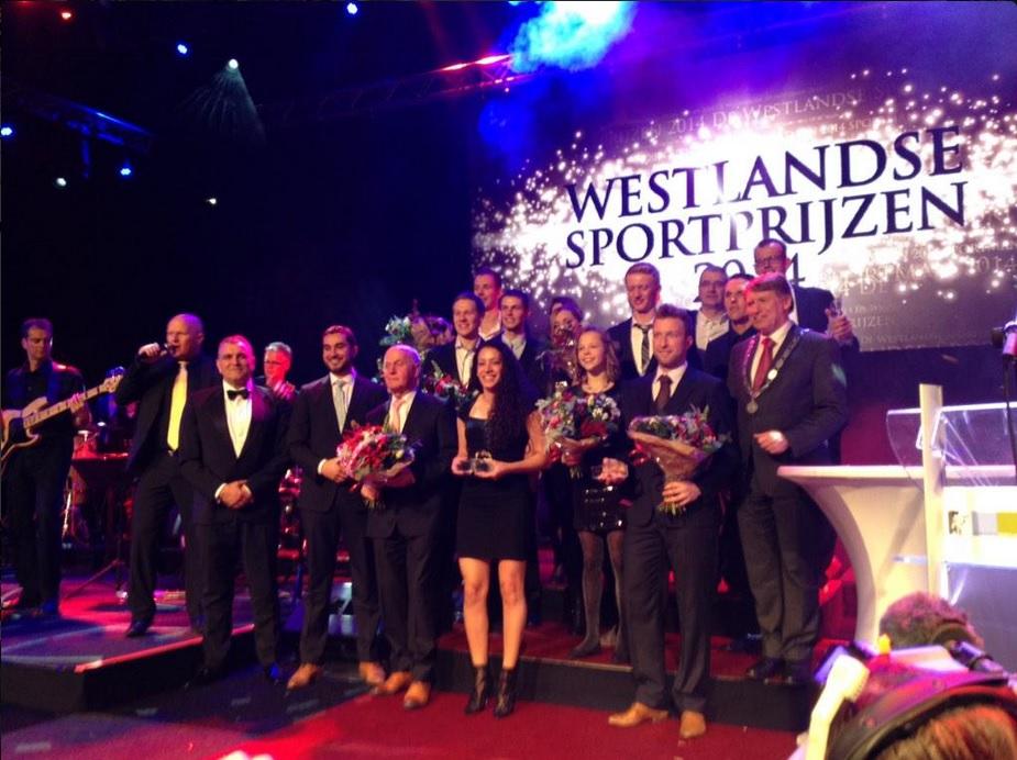 Westlandse sportprijzen 2014 uitgereikt