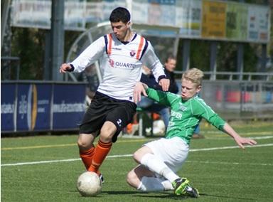 Westlandia nieuwe Selectie 2015 / 2016 A t/m D toernooien