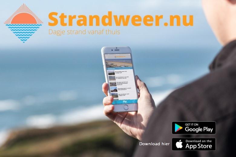 Strandweer iOS app