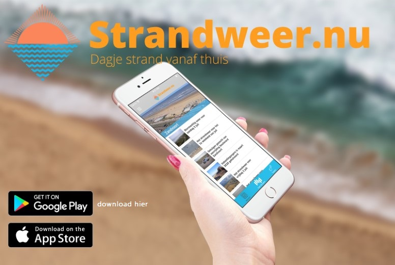 Strandweer.nu apps Android