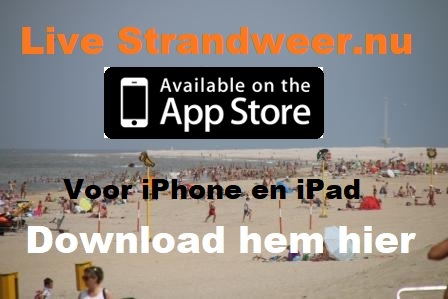 Strandweer iOS app