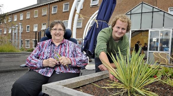 Oranje Fonds zoekt Zuid-Hollandse groene buurtprojecten