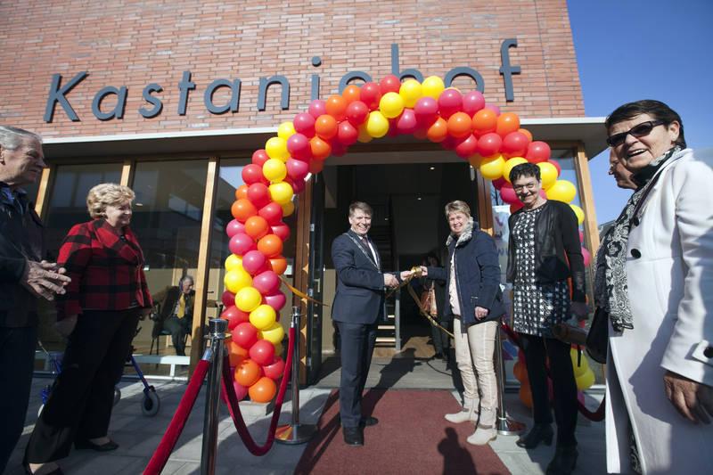 Kastanjehof in Kwintsheul officieel geopend
