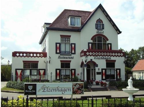 Hotel Elsenhagen dicht en in de verkoop