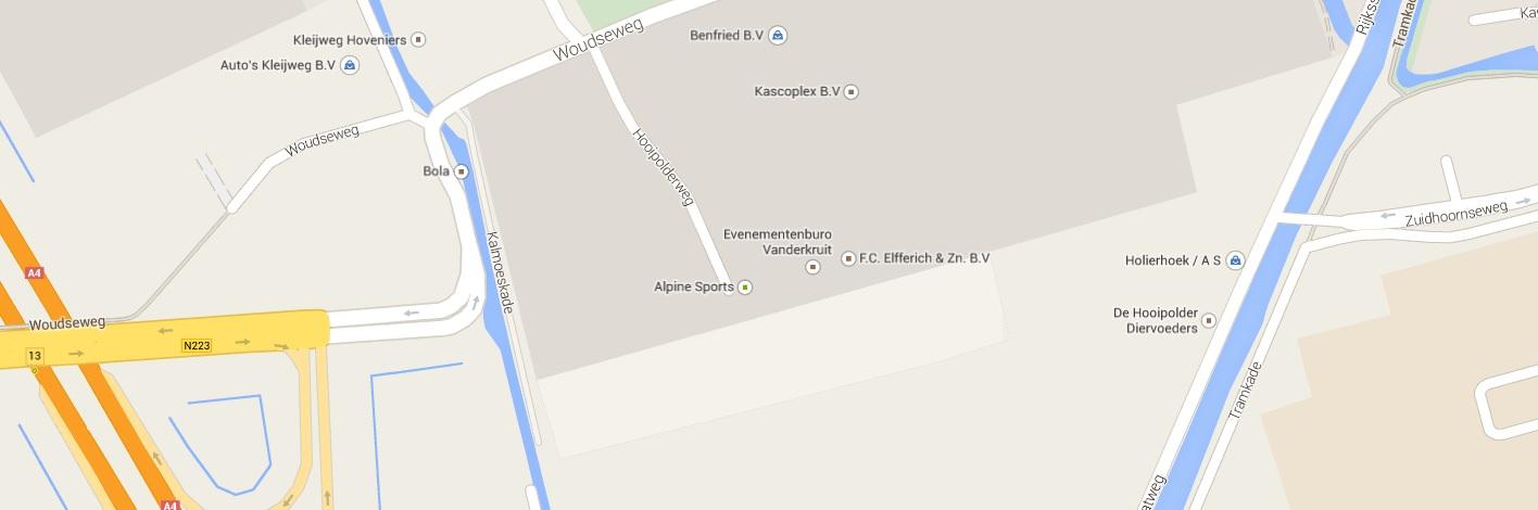Start werkzaamheden Zuidhoornseweg/Hooipolderweg