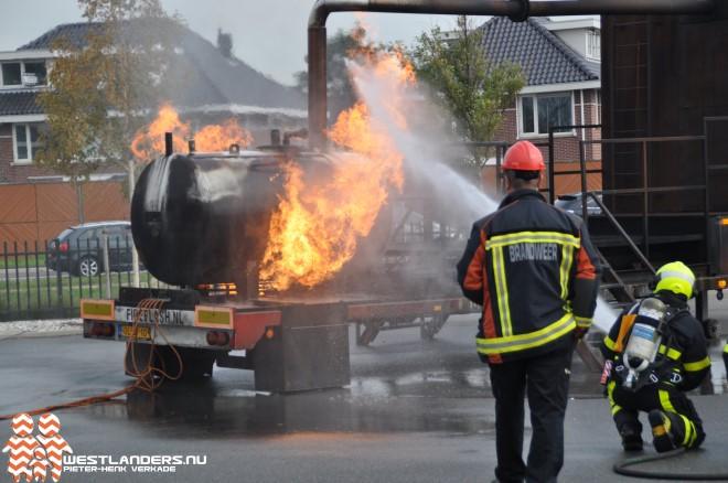 Kom kijken bij de brandweerwedstrijd in 's-Gravenzande