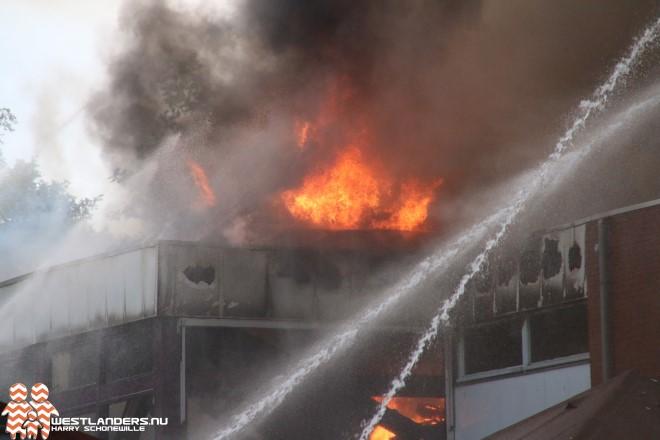 Geen straf voor brandstichter van Rijswijkse scholen