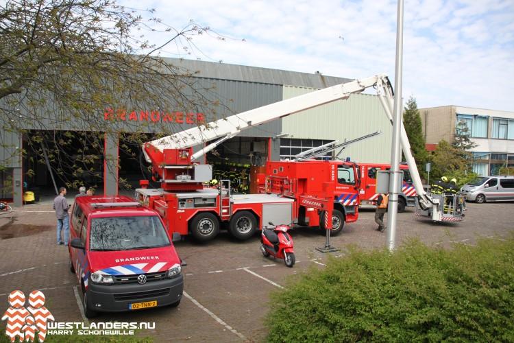 Nog geen duidelijkheid over verplaatsing brandweerkazerne Naaldwijk