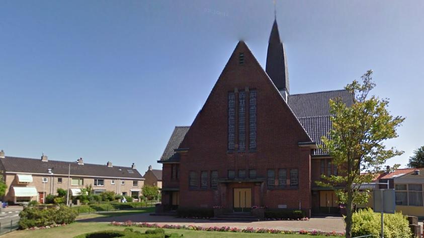 Dieven houden huis in kerkgebouw