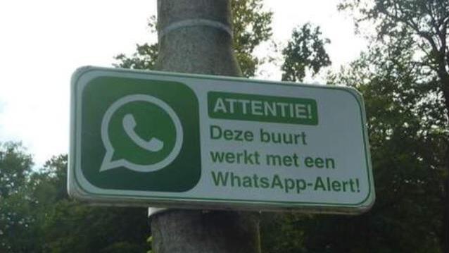 VVD Westland wil pilot met whatsapp-alarm