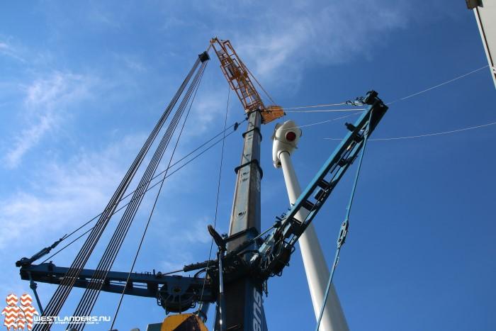 Grote kans 2e windturbine op ABC Westland