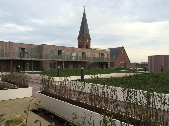 Feestelijke opening centrumplan 'De Winkelier'