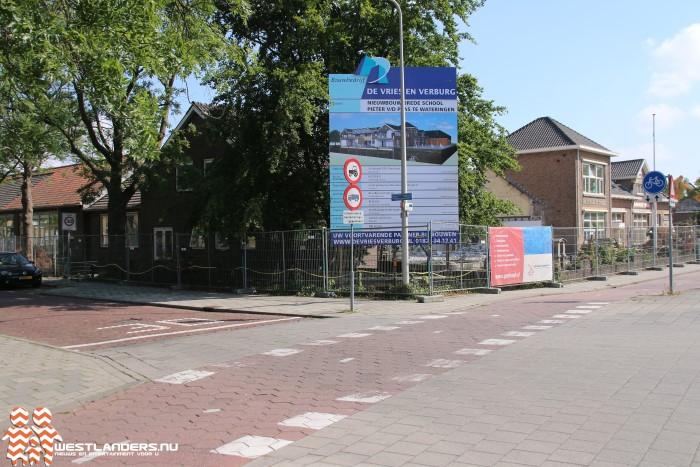 Rechtzaak tegen omgevingsvergunning Pieter van der Plasschool