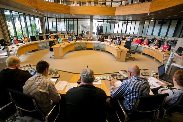 ISW Hoogeland vergadert als gemeenteraad Westland
