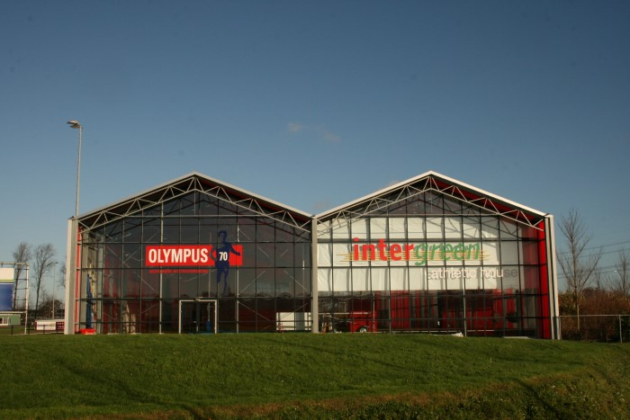 Atletiekvereniging Olympus '70 nieuwe locatie Westland On Stage