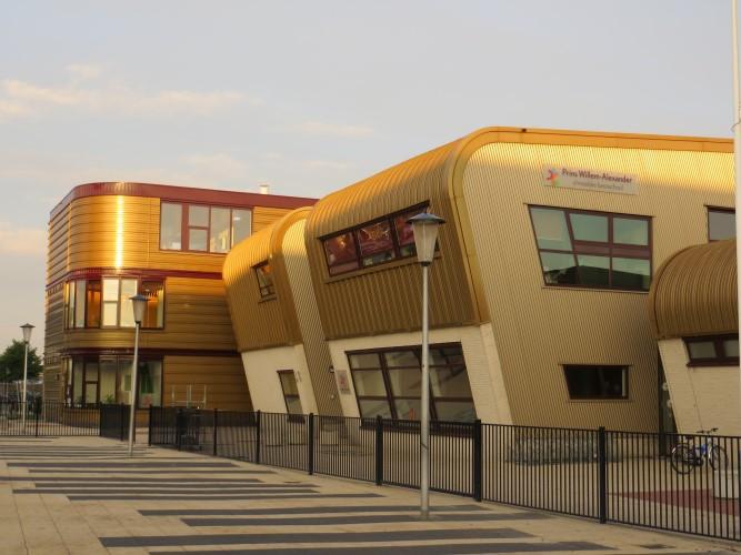 Onveilige verkeerssituaties rondom Prins Willem Alexanderschool