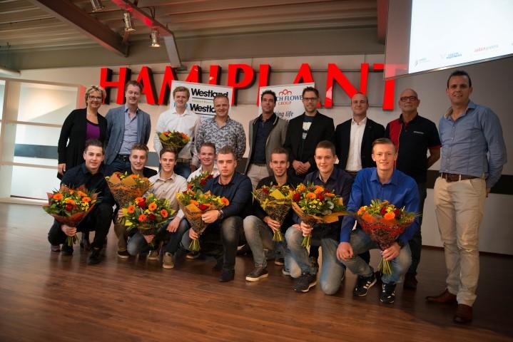 Kick off unieke samenwerking MBO Westland en Dutch Flower Group (DFG)