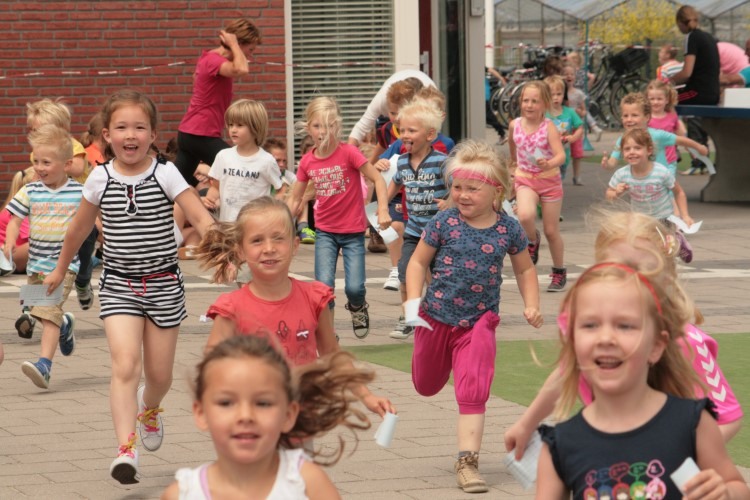 Run for life, run for KiKa levert ruim € 9000 op