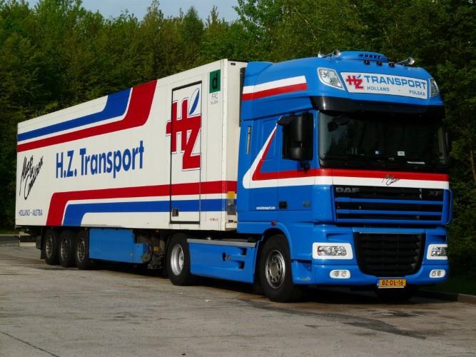 Nieuwe overname door H.Z. Transport B.V.