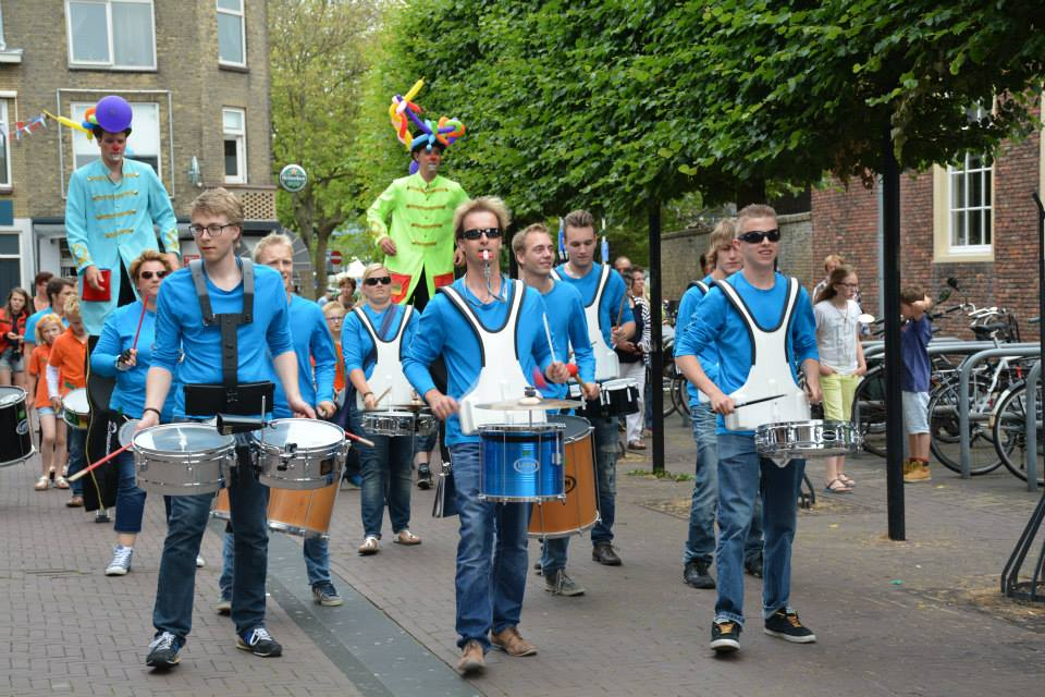 Hier is West Percussion!