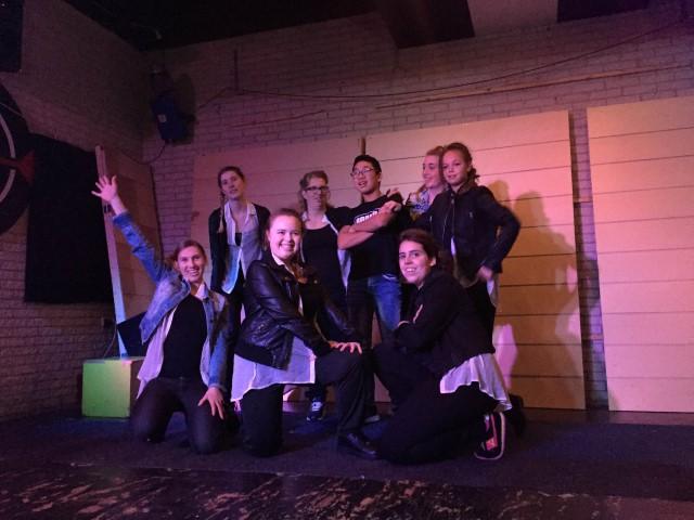 Special Dance geeft spetterend optreden tijdens disco Myosotis!