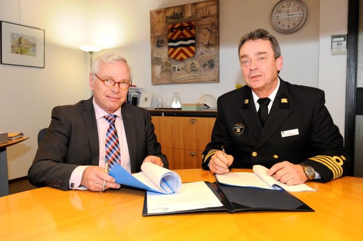 Overeenkomst Havenbedrijf en gemeente over nautisch beheer Buitenhaven Maassluis