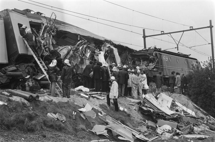 Andere Tijden: De Vergeten Treinramp bij Schiedam