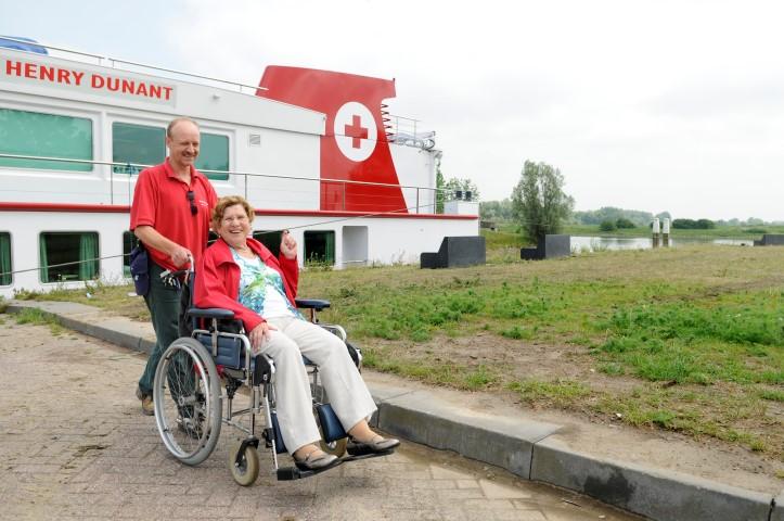 Op vakantie met het Nederlandse Rode Kruis
