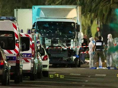 Tientallen doden door terroristische aanslag met vrachtwagen in Nice