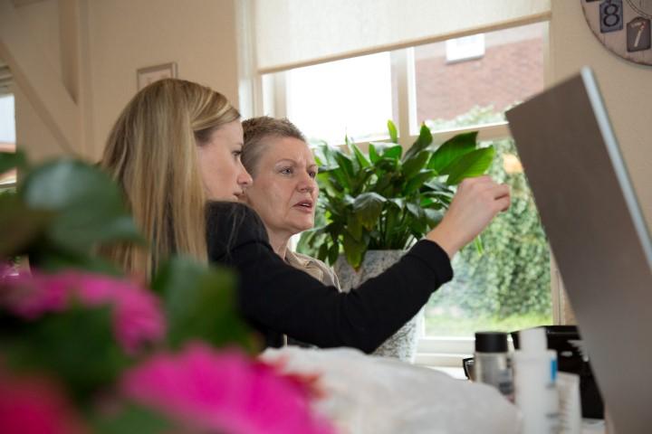 Inloophuis Carma in Naaldwijk druk bezocht op Wereldkankerdag