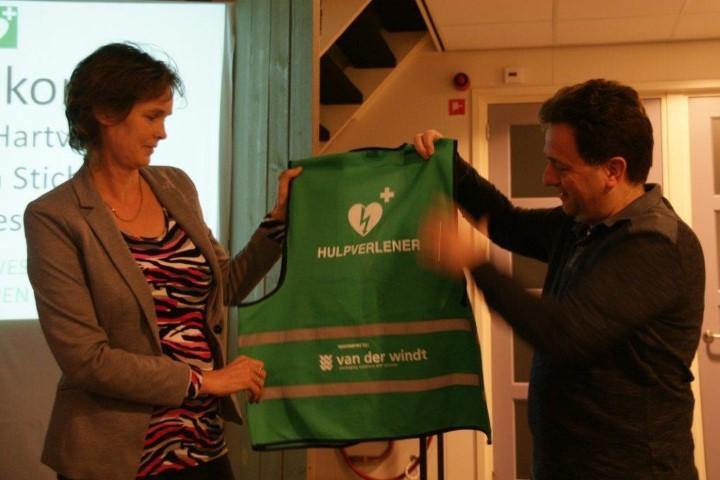 Resultaten 4 jaar AED Westland