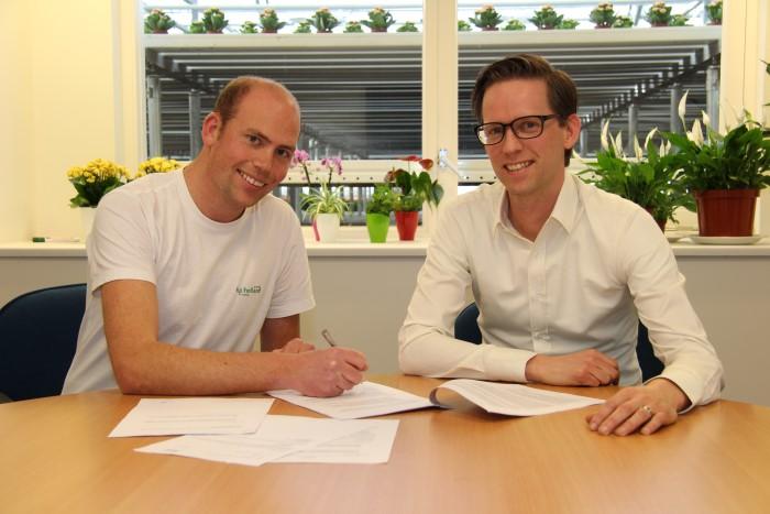 KP Holland tekent contract met Trias Westland