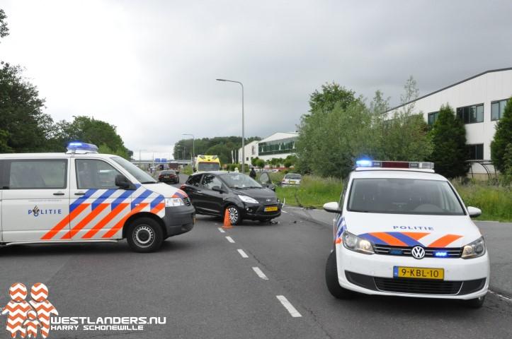 Twee gewonden bij ongeval Coldenhovelaan