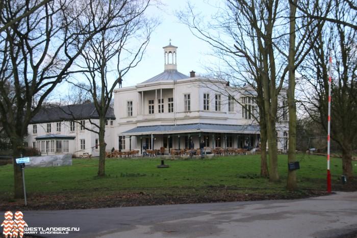 Column; Handhavingactie bij landgoed Ockenburgh