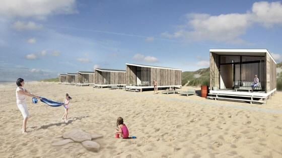 Westland Verstandig tegen verdere kustbebouwing Westlands strand en duinen