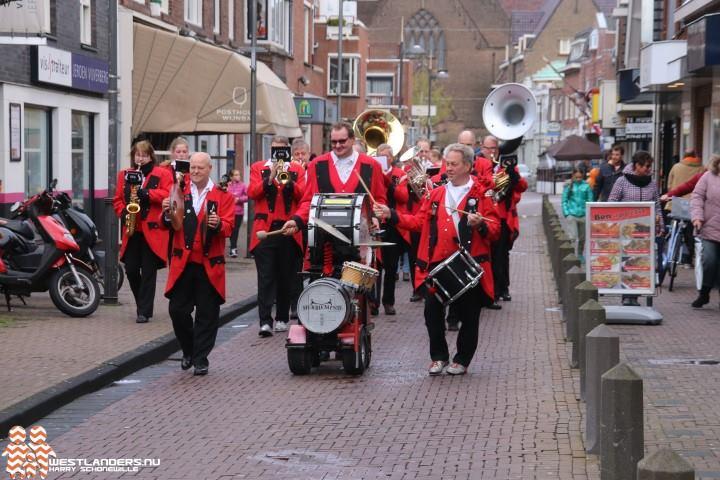 Impressie Koningsdag in regio Westland