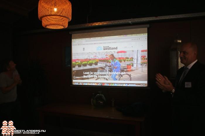 Lancering website www.bezoek-westland.nl