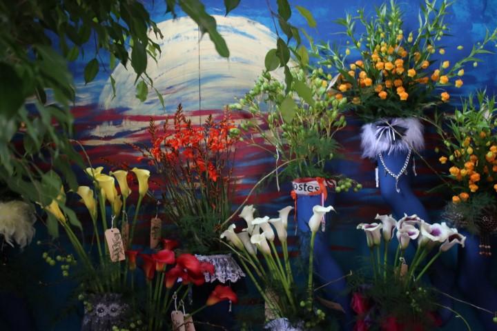 Nationale Zomerbloemententoonstelling vaart mee met Varend Corso