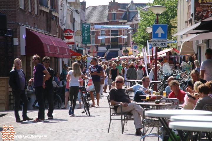 Sterke groei in steden en randgemeenten verwacht