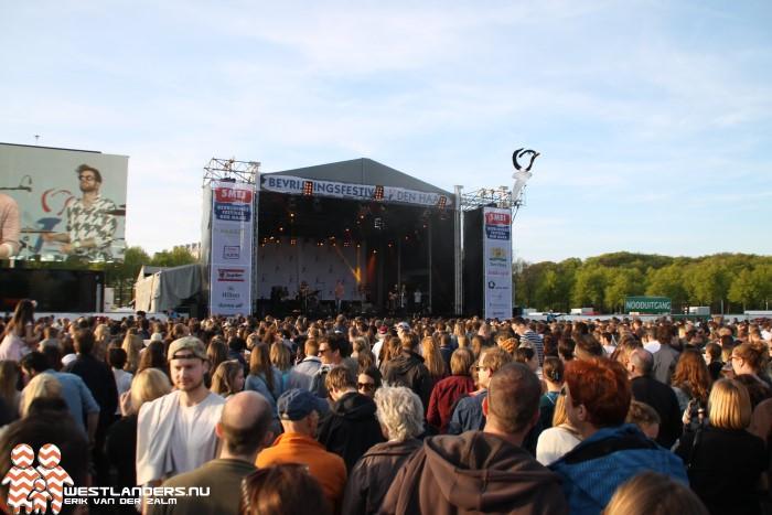 Bevrijdingsfestival in Den Haag