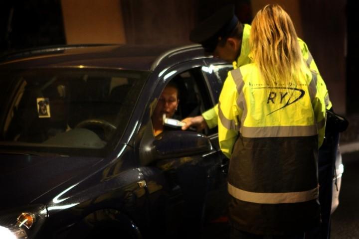 Alcomobilisten bekeurd tijdens verkeerscontroles